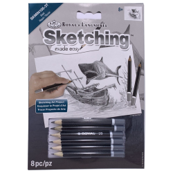 Schita creion incepatori mica Rechin importator