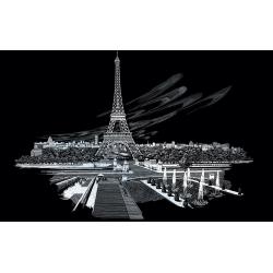 Set gravura incepatori Turnul Eifel importator