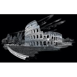 Set gravura incepatori locuri celebre Colosseum