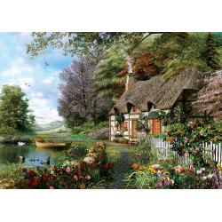 Puzzle 3000 piese Countryside pentru toata familia