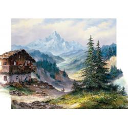 Puzzle 1000 piese Green Valley pentru tine si prietenii tai