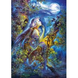 Puzzle 1000 piese In My Dreams-Nadia Strelkina pentru iubitorii de natura