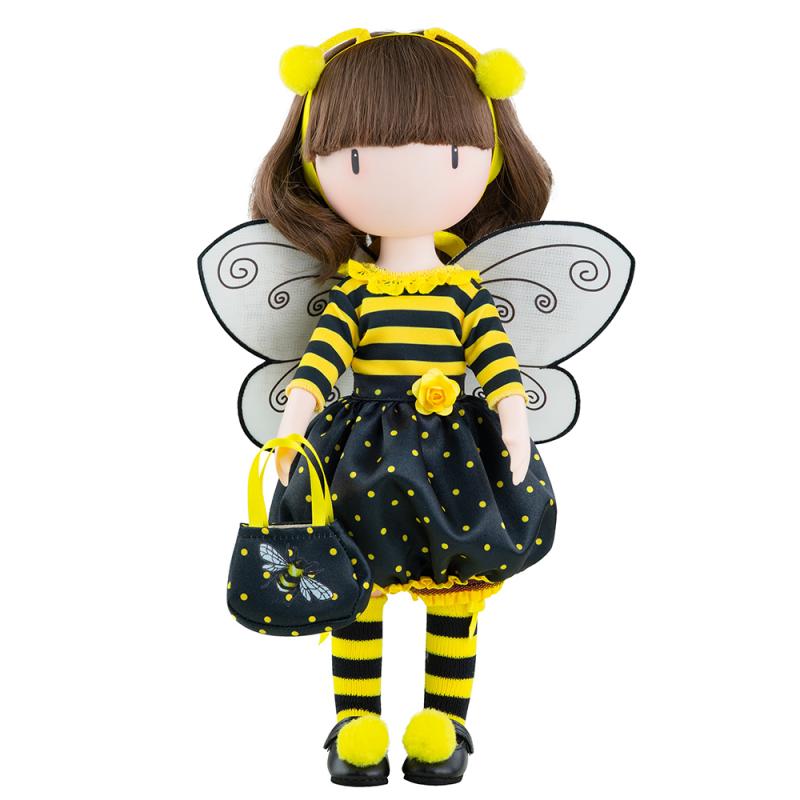 Papusa parfumata Gorjuss - Bee Loved