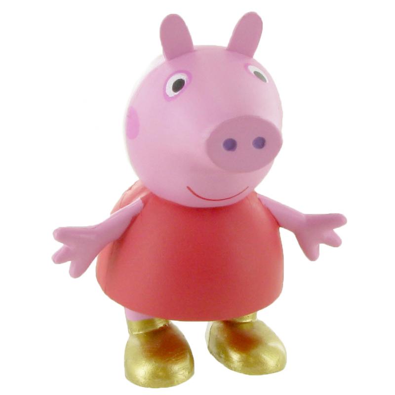 Figurina Comansi Peppa Pig Golden Boots