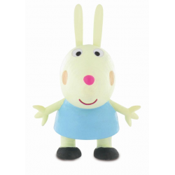 Figurina Comansi Peppa Pig Rebecca Rabbit