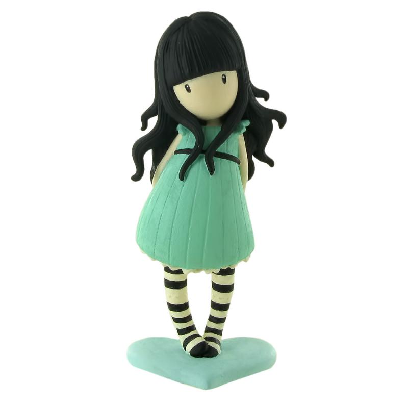 Figurina Gorjuss-I stole your heart
