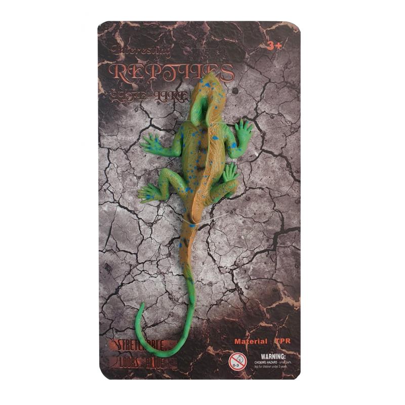 Figurina elastica soparla Dragon de apa