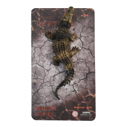 Figurina elastica Crocodil