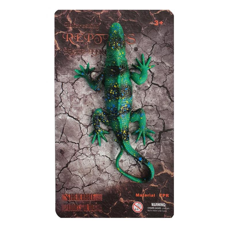Figurina elastica Soparla Dragon cu creasta