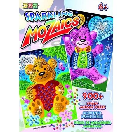 Mozaic stralucitor-Ursulet