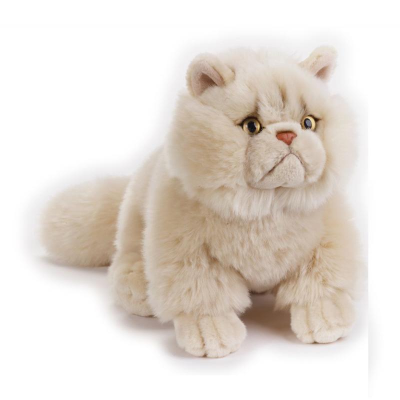 Jucarie de plus National Geographic Pisica persana