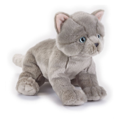 Jucarie plus National Geographic Pisica British Shorthair