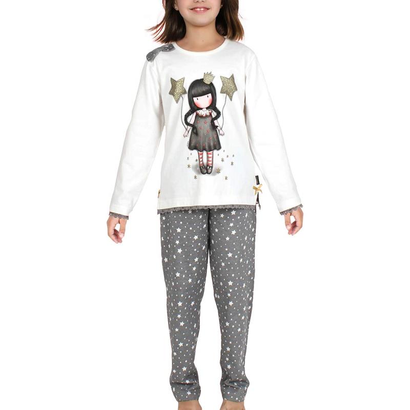 Pijama cu dantela Gorjuss My own univers