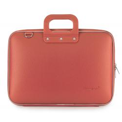 Geanta lux business laptop 15,6 Bombata Classic-Coral