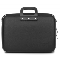 Geanta lux laptop 15,6 Bombata Business Classic-Negru