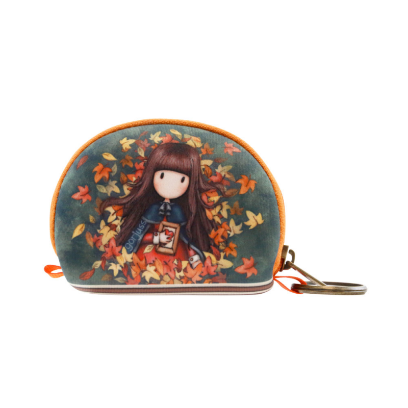 Portofel pentru monede Gorjuss Autumn Leaves