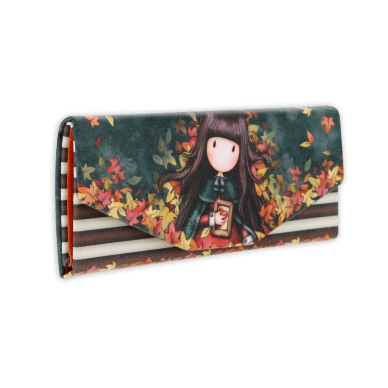 Etui ochelari magnetic Gorjuss Autumn Leaves pliat