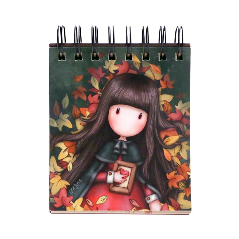 Planificator cu spira Gorjuss Autumn Leaves