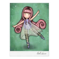 Felicitare Gorjuss Little Dancer