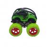 Masinuta Monster Bigfoot 360 grade verde