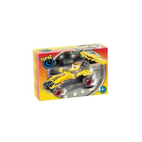 Masina de curse galbena-40 piese compatibile integral si cu piesele produse de alte marci de calitate