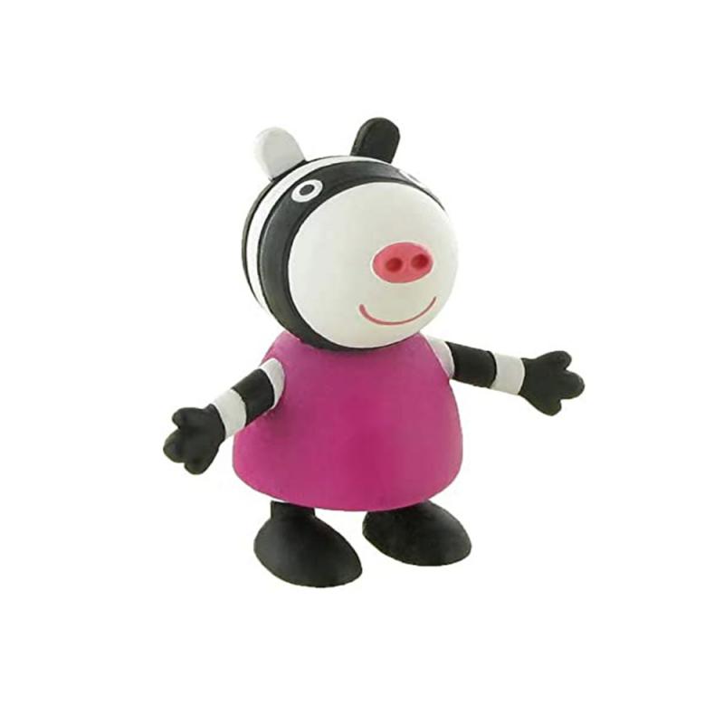 Figurina Comansi Peppa Pig Friends Zoe
