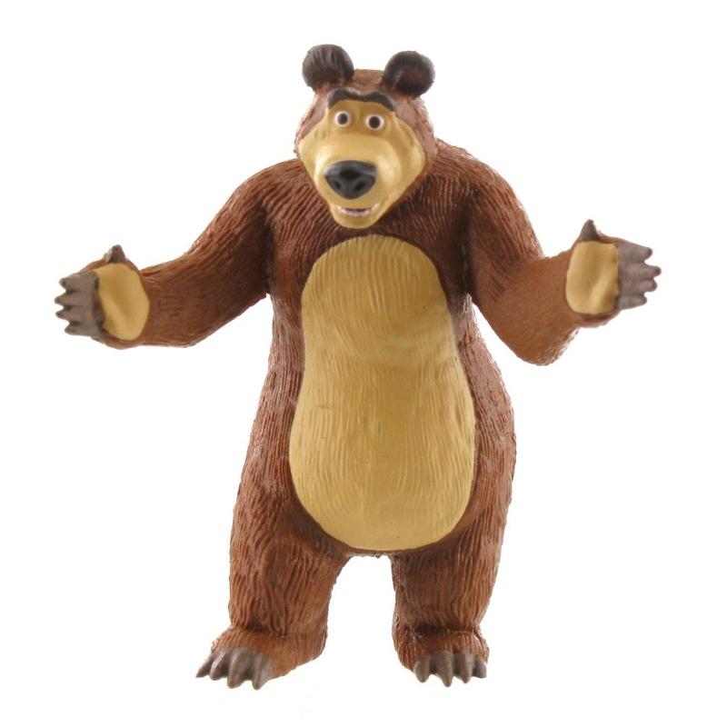 Figurina-Masha & The Bear-Bear