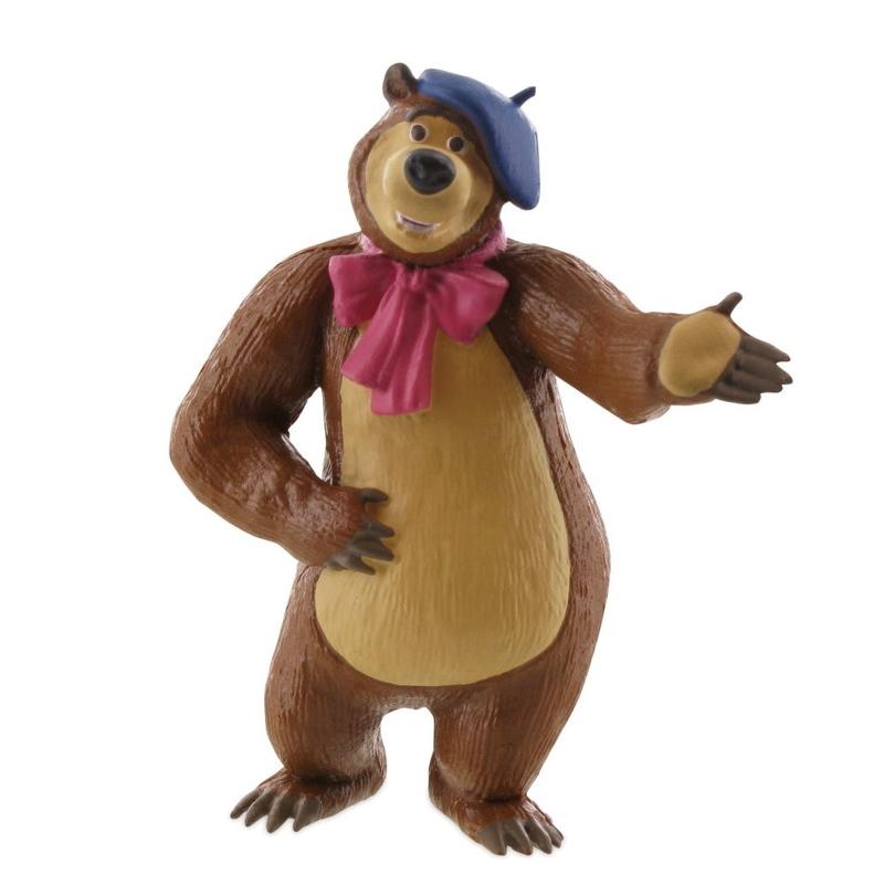 Figurina-Masha & The Bear-Bear painter