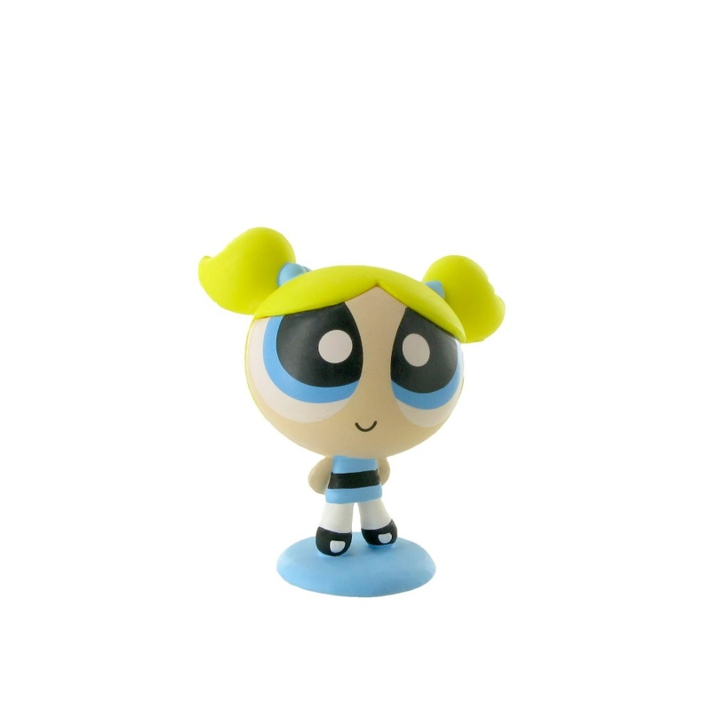 Figurina-Power Puff Girls-Bubble (Blonde Hairs)
