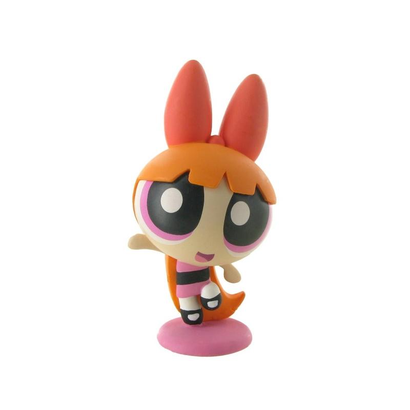 Figurina-Power Puff Girls-Blossom (Red Hairs)