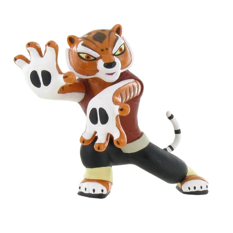 Figurina - Kung Fu Panda- Tigress