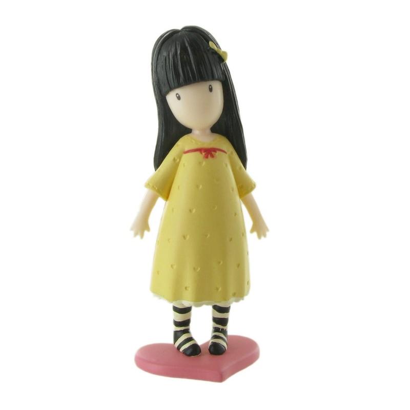 Figurina - Gorjuss- The pretend friend