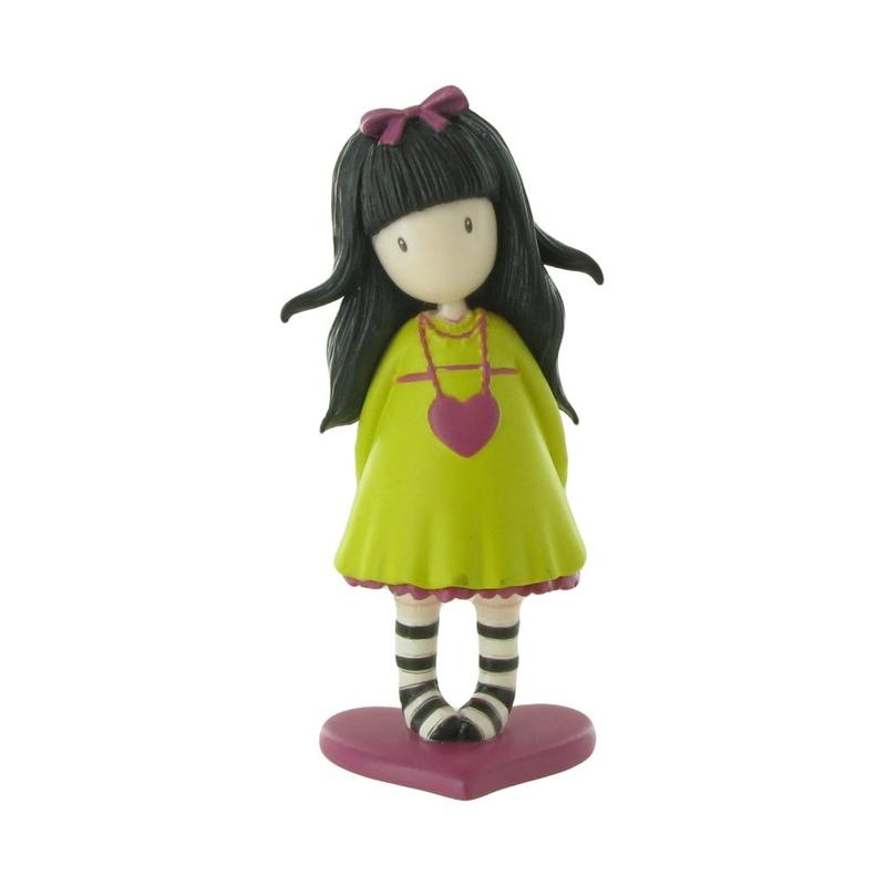 Figurina - Gorjuss- Heartfelt