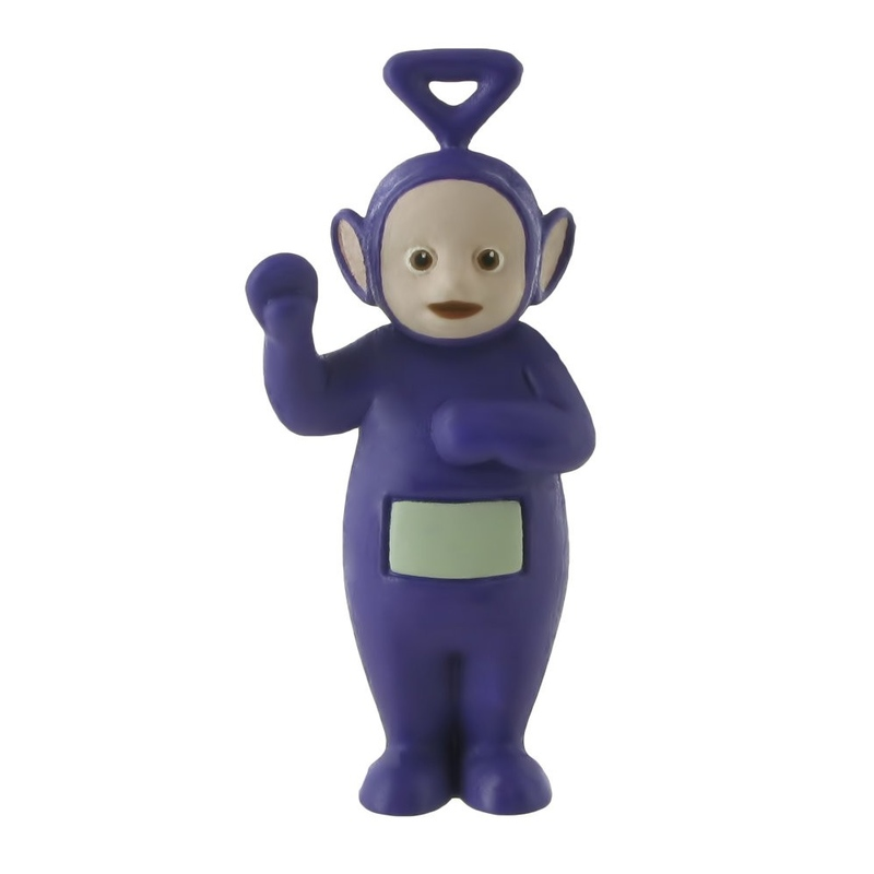 Figurina-Teletubbies-Tinky Winky