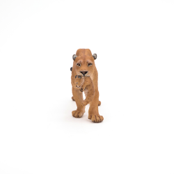 Leoaica cu pui - Figurina Papo importator jad flamande