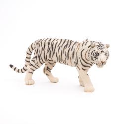Figurina Papo Tigru alb