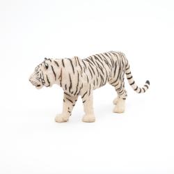 Figurina Papo Tigru alb importator Jad Flamande