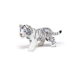 Pui de tigru alb - Figurina Papo