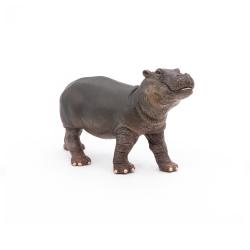 Pui de hipopotam - Figurina Papo