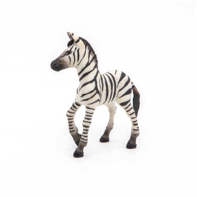 Pui de Zebra - Figurina Papo jad flamande