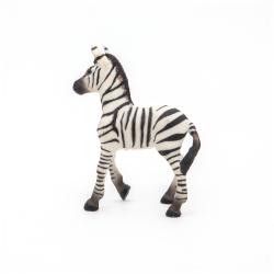 Pui de Zebra - Figurina Papo lateral