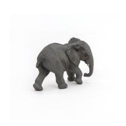 Elefant african tanar - Figurina Papo