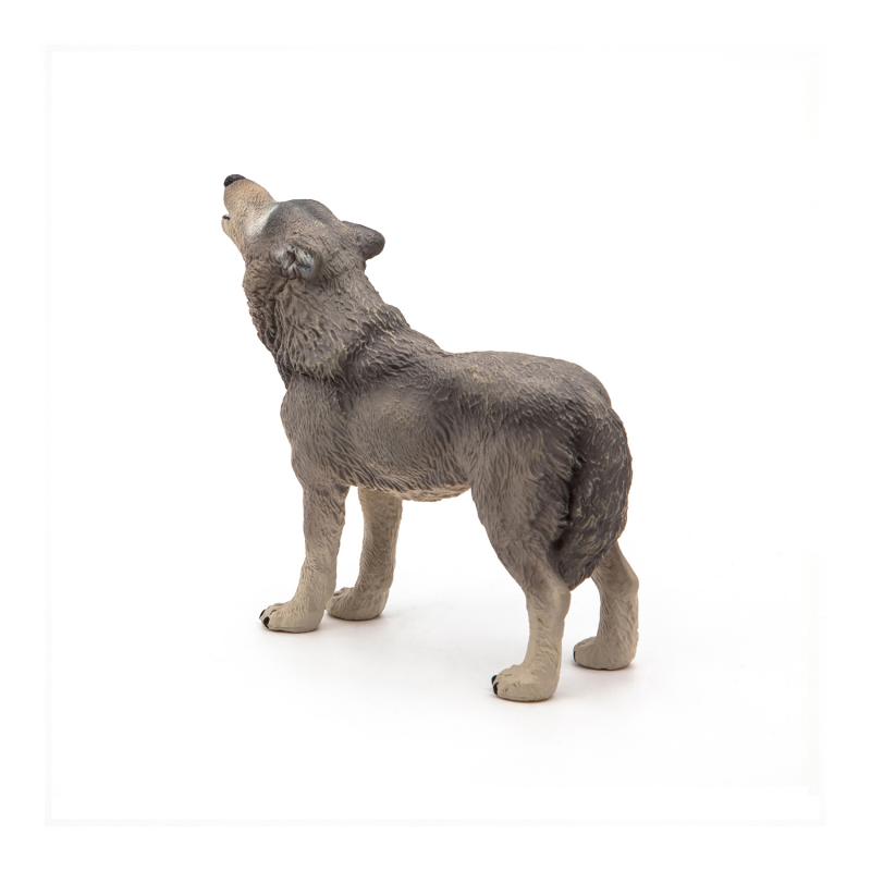 Figurina Papo -Lup urland Jad flamande