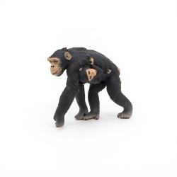 Figurina Papo-Cimpanzeu si pui