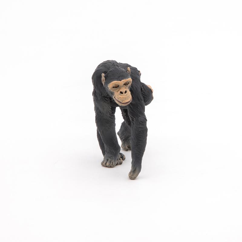 Figurina Papo-Cimpanzeu si pui importator