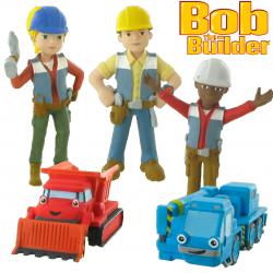 Set figurine Constructorul Bob