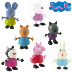 Peppa Pig si prietenii