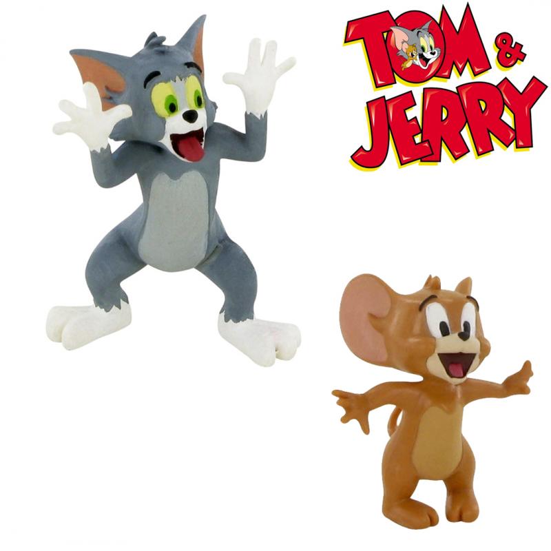 Set figurine Tom & Jerry Smile