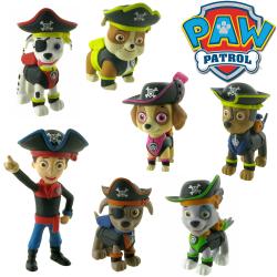 Set figurine Paw Patrol Pirates