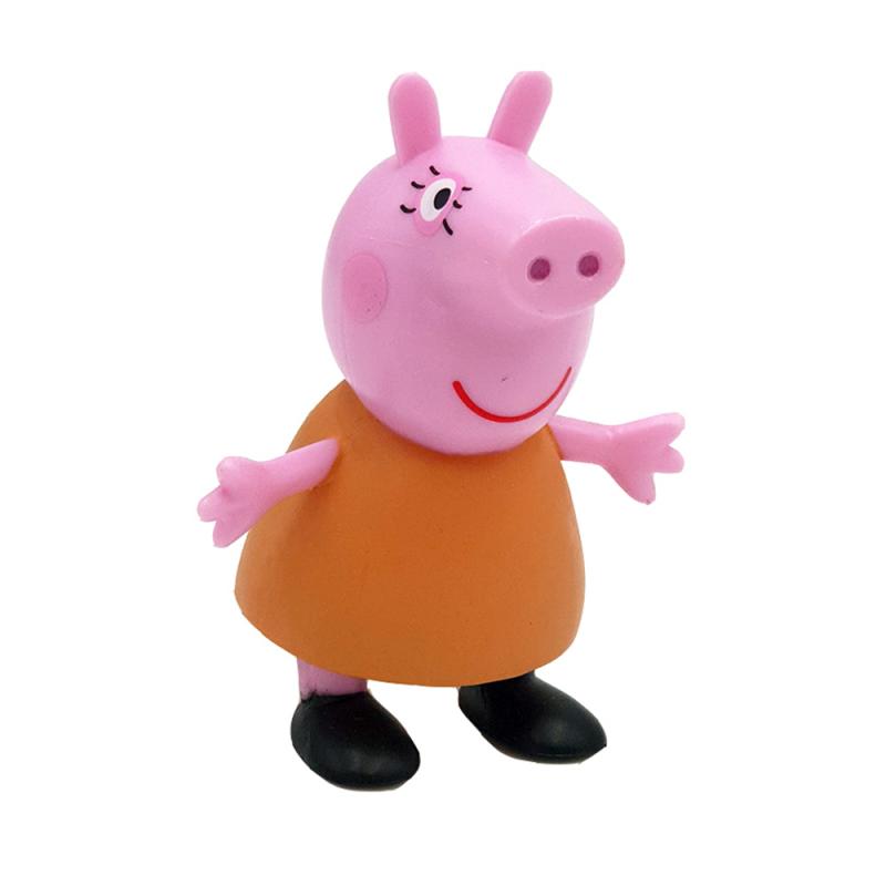 Figurina Comansi - Peppa Pig - Mama Peppa Pig